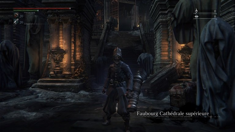 faubourg de la cath drale sup rieure bloodborne fr wiki. Black Bedroom Furniture Sets. Home Design Ideas